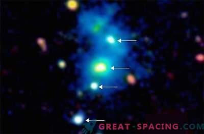 Presenetljiv videz kvarteta kvazarjev je razumljiv