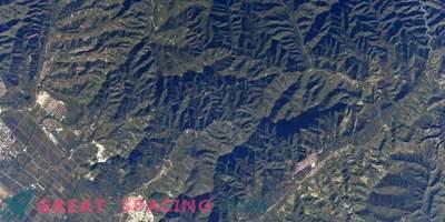 La grande muraille de Chine est visible de l'espace! Ou pas?