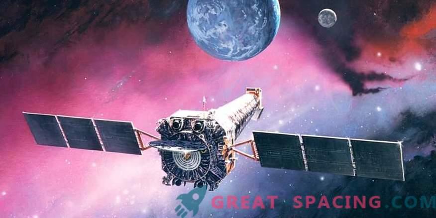 El Observatorio Chandra debería volver a trabajar la próxima semana.