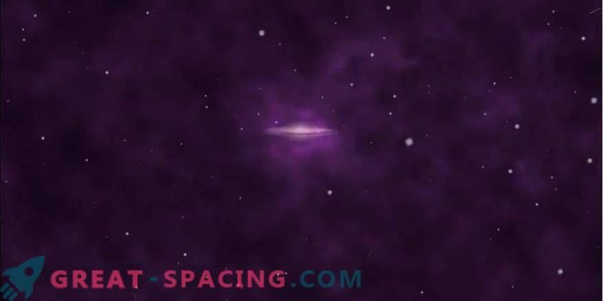 Kje je manjkajoča stvar vesolja?