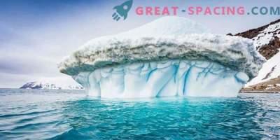 Osupljive podrobnosti Antarktike v novi karti visoke ločljivosti