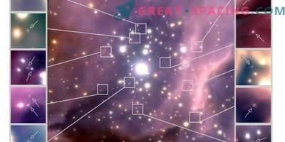 Mlečna cesta ima lahko 100 milijard rjavih škratov