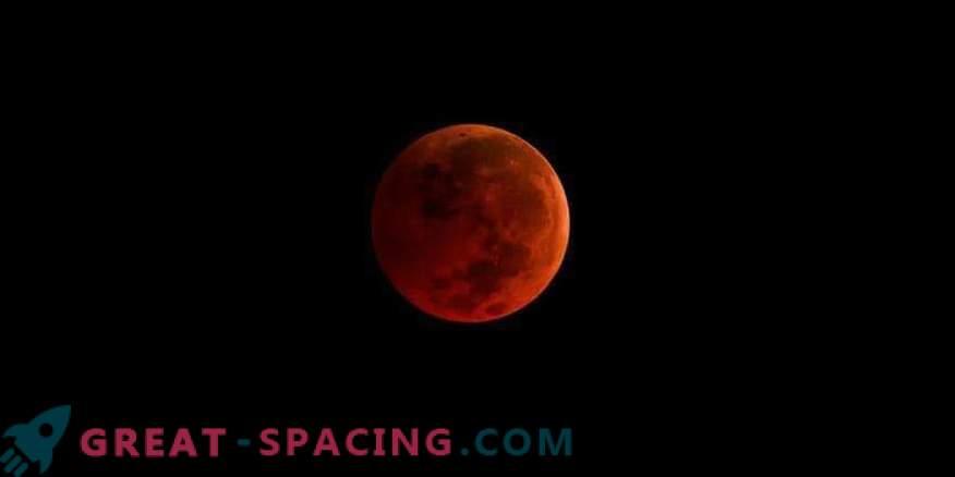 Celotni lunarni mrk od 20. do 21. januarja 2019