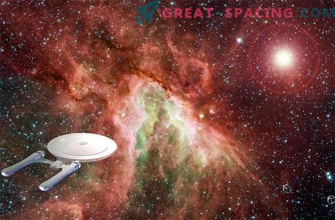 Programska oprema ali Borg: velika grožnja za vesoljsko ladjo?