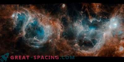 Kako je Herschel razkril skrivnosti nastanka zvezd?