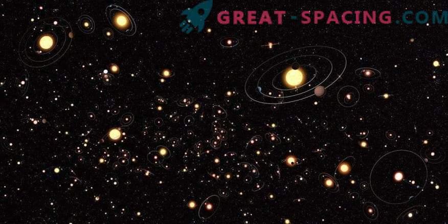 Sto novih eksoplanet iz ekipe Kepler