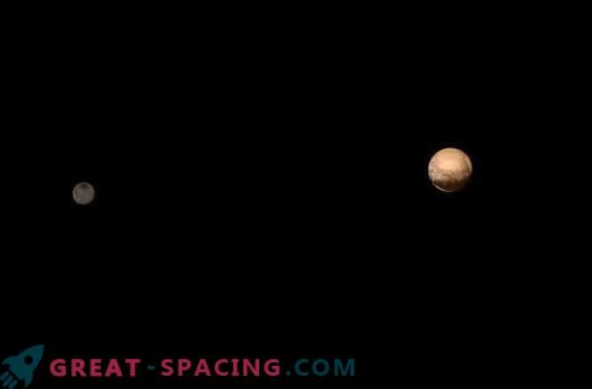 Od majhne svetlobne točke do polnopravnega planeta