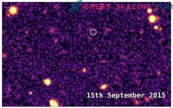 Potrjena najbolj oddaljena supernova