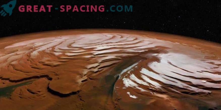 Nova analiza transformacije marsovskega podnebja