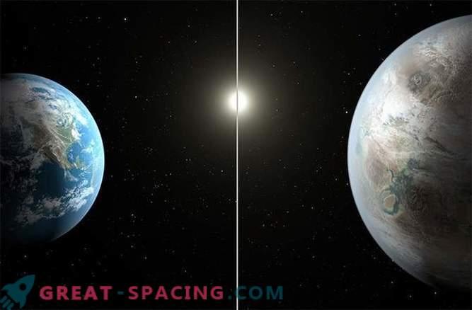 Kepler-452b: najbližja zemeljska eksoplaneta
