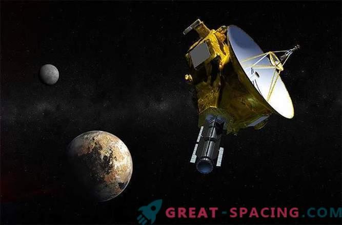 Pot je jasna! Na poti v Pluton ni bilo najdenih smrtonosnih ostankov