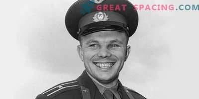 In Yuri Gagarin je letel v vesolje