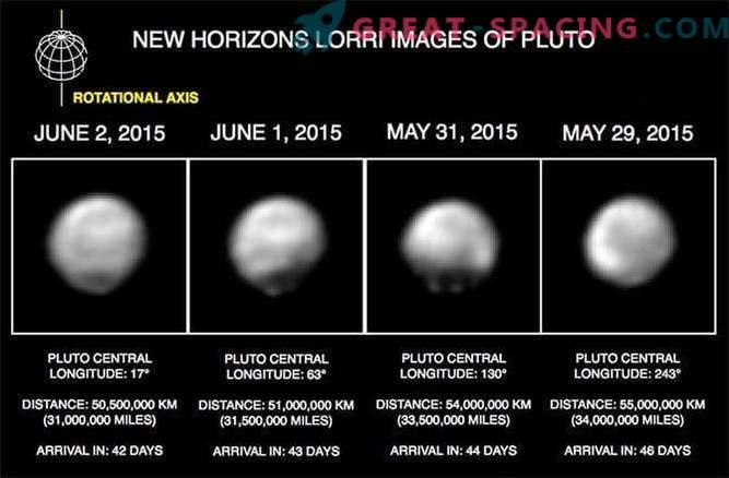 NASA sonda razkriva kompleksno površino Plutona