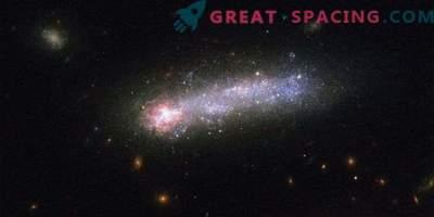 Slika: Galaktična pritlikavec Kiso 5639