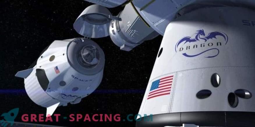 Testni polet SpaceX je predviden za 7. januar