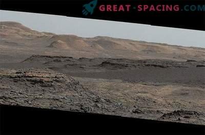 Radovednost Mars Rover bo začela aktivno raziskovati sipine Marsa