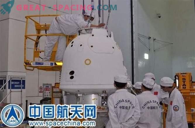 La sonde chinoise est revenue sur Terre après avoir survolé la lune