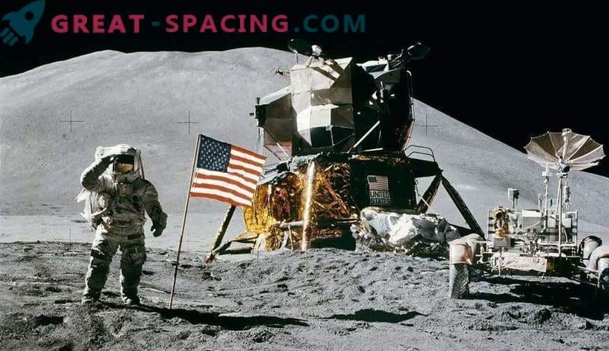 Navedite družino: kako so prvi lunarni astronavti zavarovali svoje življenje