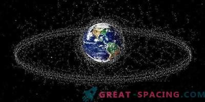 Vesolje junk prihaja! Zemljevid novega objekta v Zemljini orbiti