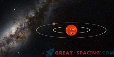 Znanstveniki opazujejo možno rojstvo planetarnega sistema