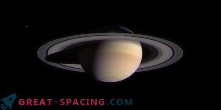 Zadnji pripravki pred končnim potopom Cassinija