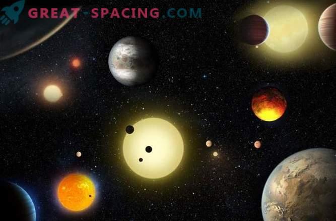 Vesoljski teleskop Kepler je potrdil odkritje 1284 eksoplanet