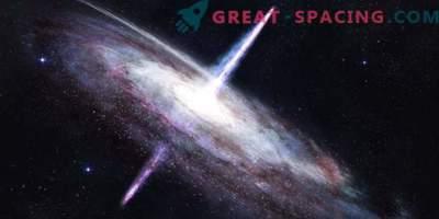 Izjemen curek kvazarja 4C + 19.44