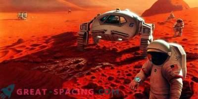 Kolonizacija Marsa lahko prisili človeštvo, da spremeni svoje telo in duha