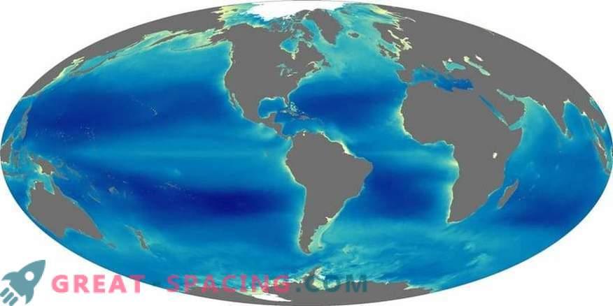 Zemlja absorbira svoje oceane!