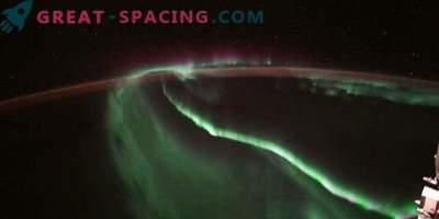 Fotografije kozmosa: orbitalni pogled na svetlobo