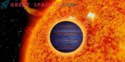 Znanstveniki so odkrili skoraj pašni tranzit vročega Jupitra