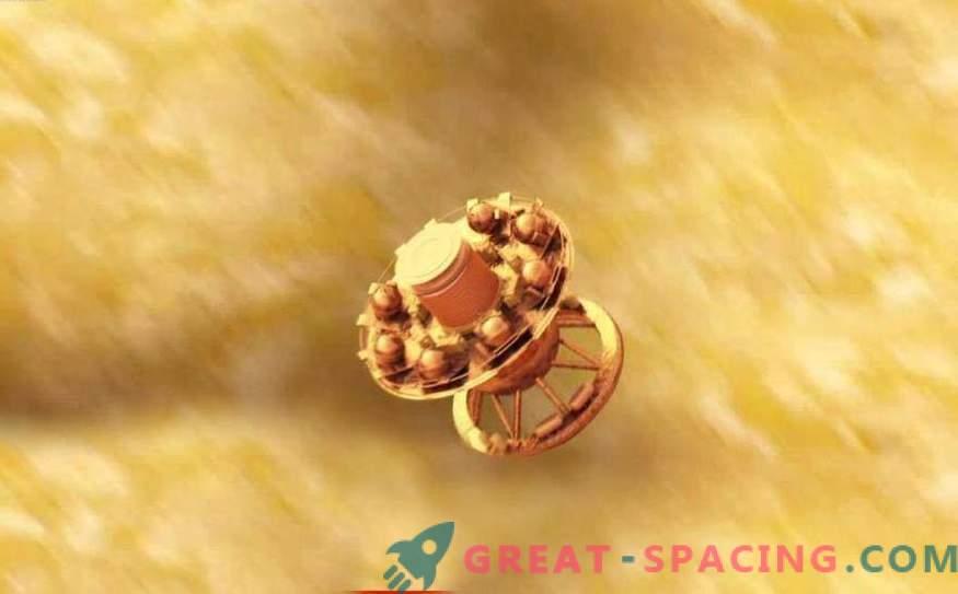Kako dolgo bo nova ruska ladja delovala na Veneri