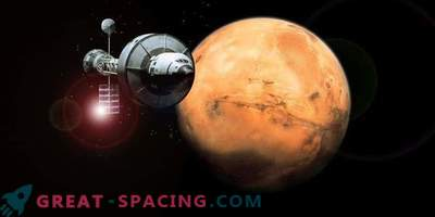 Полет до Марс - еднопосочен билет