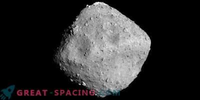 Bennu asteroid se vrti hitreje in hitreje.