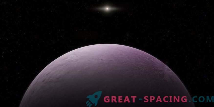 Ali obstaja deveti planet? Čudne orbite oddaljenih objektov