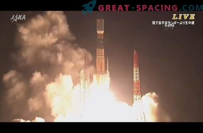 Japonska je poslala pomembne zaloge (in miši) na ISS