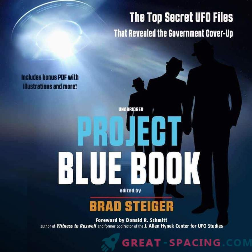8 dejstev o tajnem ameriškem projektu za preučevanje UFO