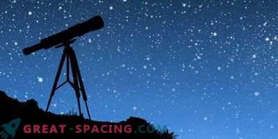 Odkrijte skrivnosti vesolja z novim teleskopom