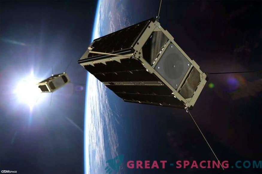 Najnovejša tehnologija CubeSat, pripravljena za zagon