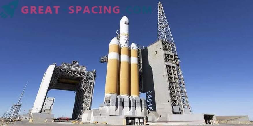 Tajni ameriški satelit bo objavljen v soboto