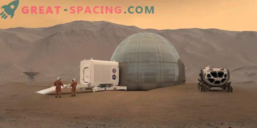 Kolonizacija Marsa je lahko slaba ideja.