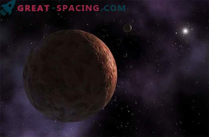 Avastatud Mini-Pluto on päikesesüsteemi kõige kaugem objekt
