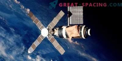 ¿Qué pasó con la primera estación orbital de American Skylab