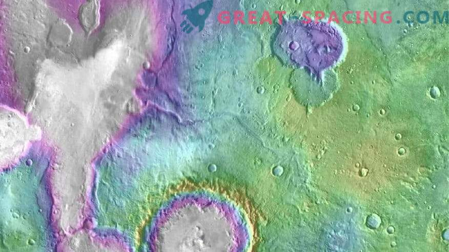 Ko je zadnja voda na Marsu izginila. Novi podatki
