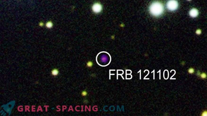 Skrivnostni signali prihajajo iz vesolja.