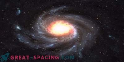 Mlečna pot je požrla galaksijo in ustvarila nove zvezde. Sklepi misije Gaia