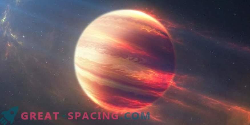 Ali se lahko plinski velikan spremeni v planet zemeljskega tipa