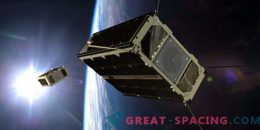 Naslednji satelit ESA se premika na butan