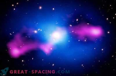 Astronomi so odkrili močno eksplozijo od Velikega poka