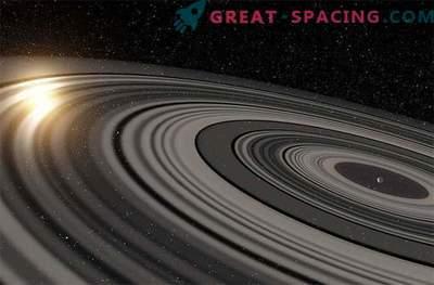 Ogromni obročni sistem okoli eksoplanetov
